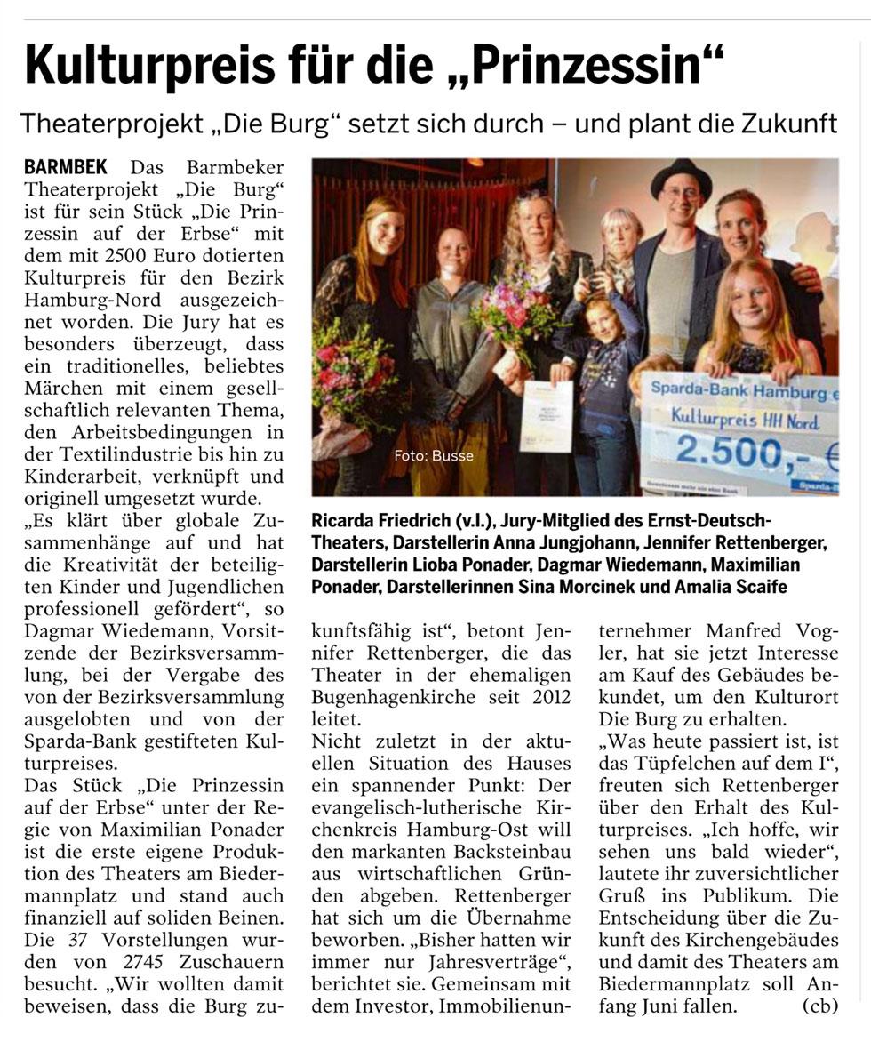 Hamburger Wochenblatt 15.05.2019
