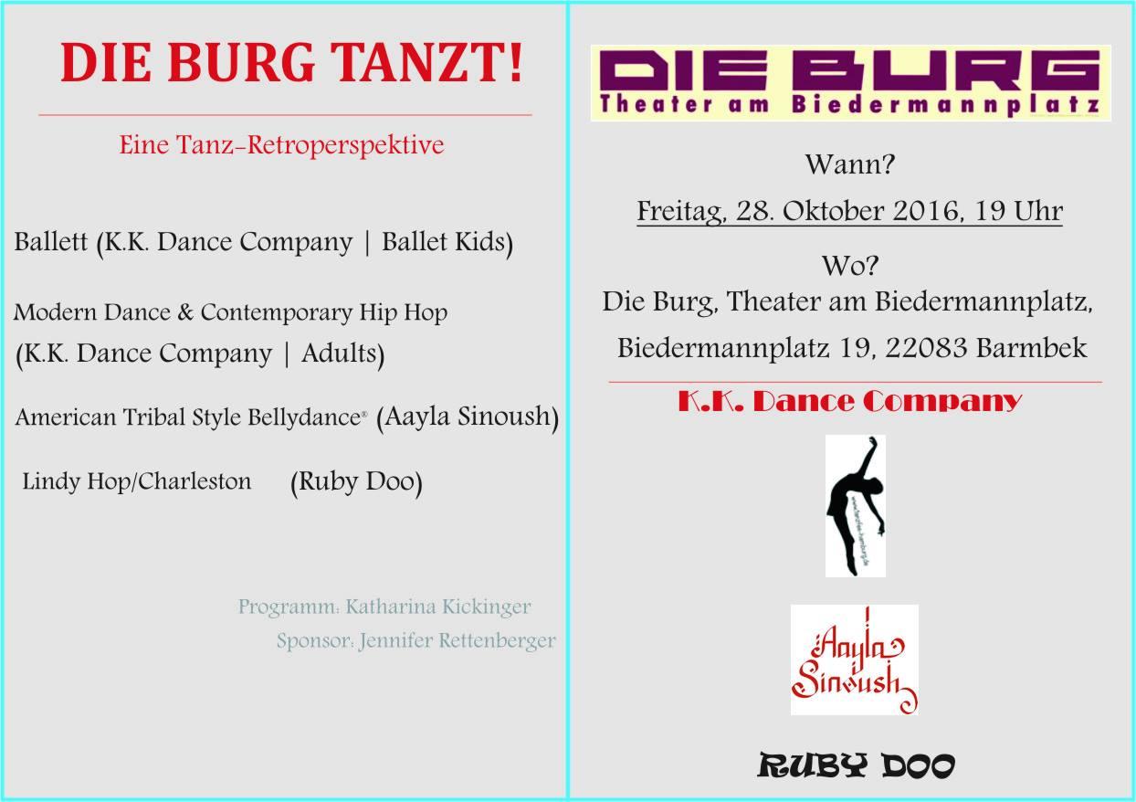 """""""Die BURG tanzt"""""""