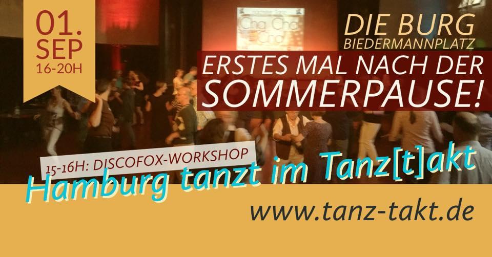 Tanz(T)akt mit DJane Denise Lau