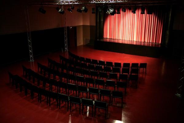 Theatersaal | Die BURG Theater am Biedermannplatz